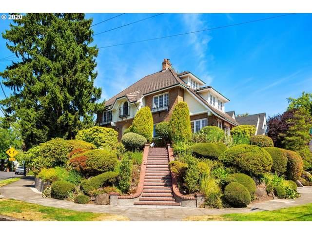 3050 NE 41ST Ave, Portland, OR 97212 (MLS #20098009) :: Lux Properties