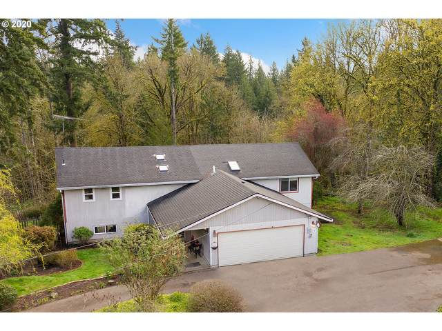 17520 S Holly Ln, Oregon City, OR 97045 (MLS #20098431) :: Fox Real Estate Group