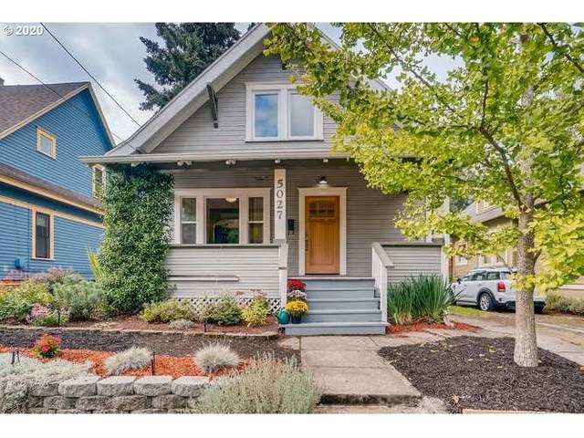 5027 NE 12TH Ave, Portland, OR 97211 (MLS #20098452) :: Stellar Realty Northwest