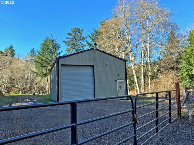 16992 Shady Ln, Brookings, OR 97415 (MLS #20098466) :: McKillion Real Estate Group