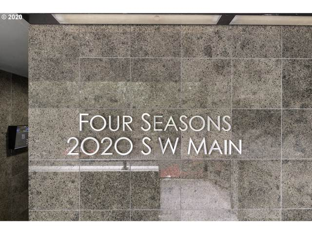 2020 SW Main St #305, Portland, OR 97205 (MLS #20098505) :: Change Realty