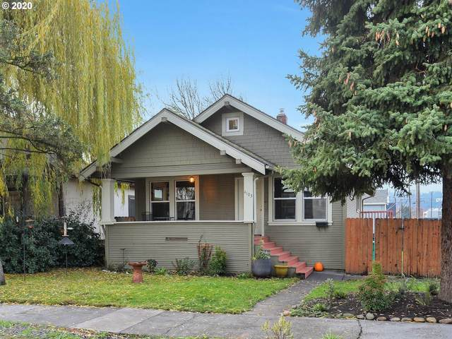 4103 SE 25TH Ave, Portland, OR 97202 (MLS #20098861) :: Townsend Jarvis Group Real Estate