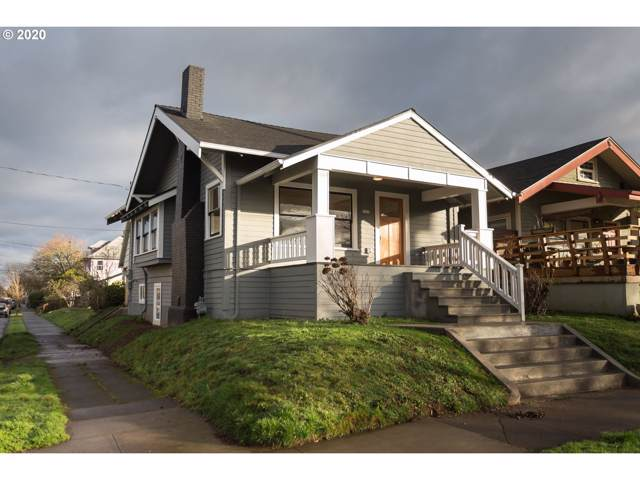 1303 NE Going St, Portland, OR 97211 (MLS #20099496) :: TK Real Estate Group