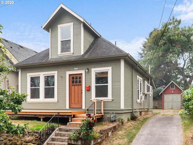 1816 N Sumner St, Portland, OR 97217 (MLS #20100065) :: Stellar Realty Northwest