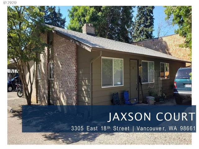 3305 E 18TH St, Vancouver, WA 98661 (MLS #20100166) :: Gustavo Group