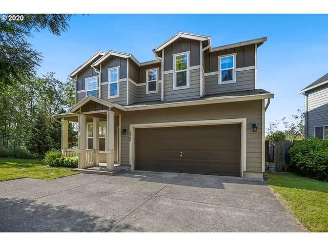 1120 NW Meriwether Ct, Camas, WA 98607 (MLS #20100180) :: Fox Real Estate Group