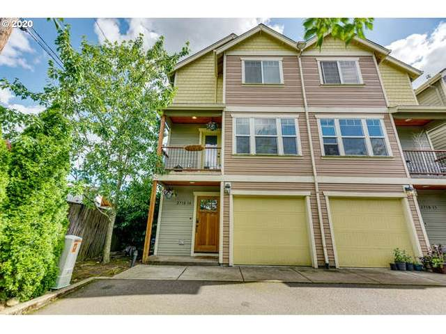 2710 SE 141ST Ave #14, Portland, OR 97236 (MLS #20100377) :: Fox Real Estate Group