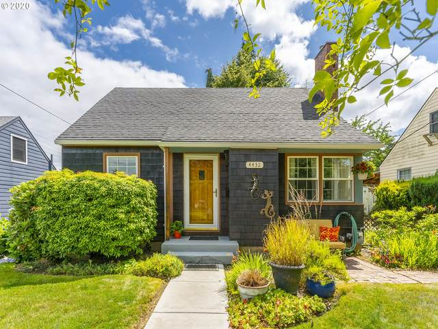 4432 NE 72ND Ave, Portland, OR 97218 (MLS #20100494) :: Next Home Realty Connection