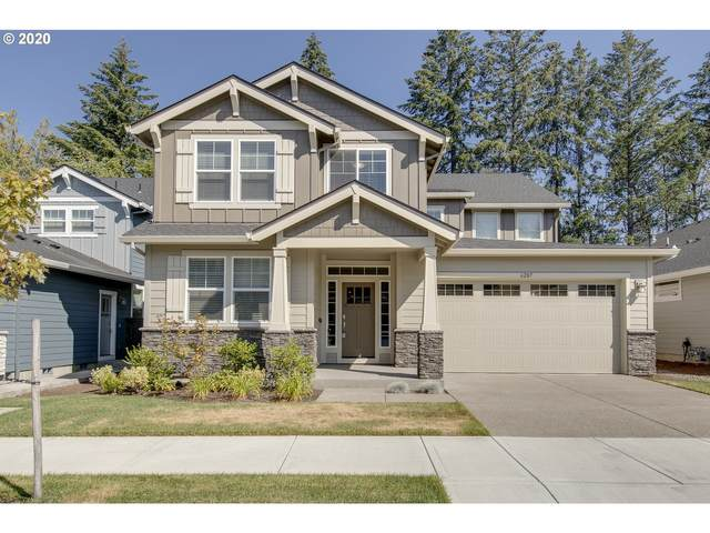 6207 SE Genrosa St, Hillsboro, OR 97123 (MLS #20100573) :: Premiere Property Group LLC