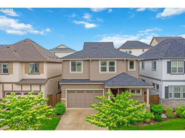 17431 SW Sabrina Ave, Beaverton, OR 97007 (MLS #20100594) :: Fox Real Estate Group