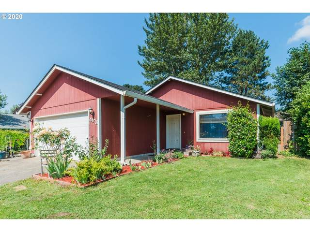 4173 Addy Loop, Washougal, WA 98671 (MLS #20100644) :: Next Home Realty Connection