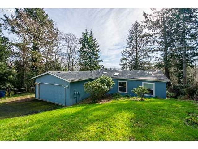 2740 NE 36TH Dr, Lincoln City, OR 97367 (MLS #20101098) :: McKillion Real Estate Group
