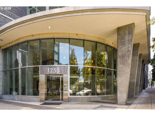 1255 NW 9TH Ave #1202, Portland, OR 97209 (MLS #20101105) :: Premiere Property Group LLC