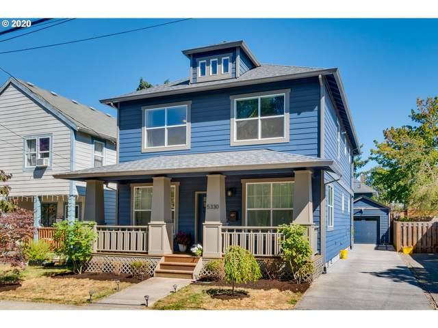 5330 NE 27TH Ave, Portland, OR 97211 (MLS #20101198) :: Fox Real Estate Group