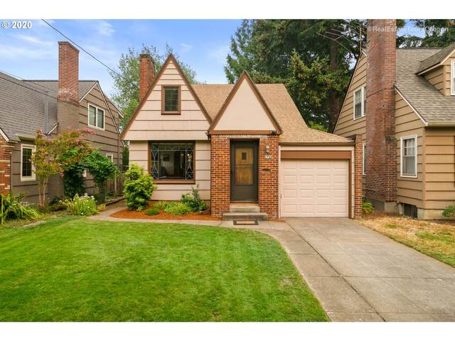 1732 NE 61ST Ave, Portland, OR 97213 (MLS #20101372) :: The Galand Haas Real Estate Team