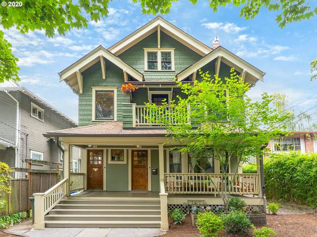 2343 SE Yamhill St, Portland, OR 97214 (MLS #20101512) :: Song Real Estate