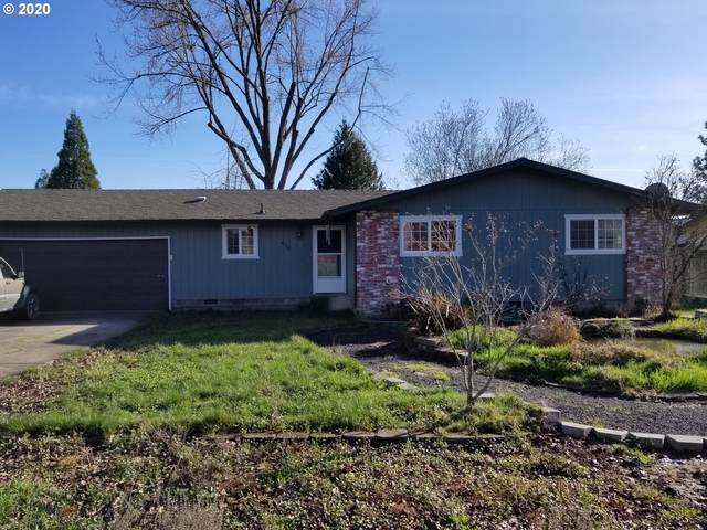 416 St Johns St, Sutherlin, OR 97479 (MLS #20102176) :: Change Realty