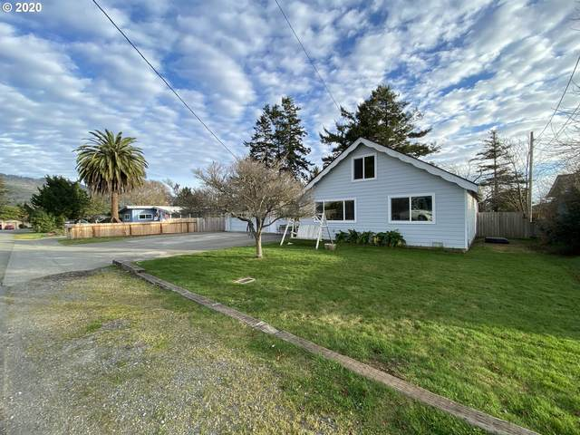 311 Birch St, Brookings, OR 97415 (MLS #20102202) :: McKillion Real Estate Group