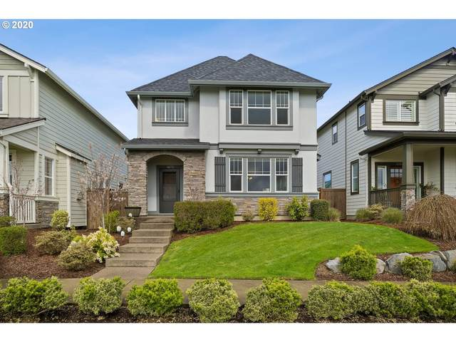 14772 NW Hydrangea Ct, Portland, OR 97229 (MLS #20102711) :: Premiere Property Group LLC
