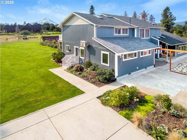 3847 Barrett Dr, Hood River, OR 97031 (MLS #20104295) :: Fox Real Estate Group