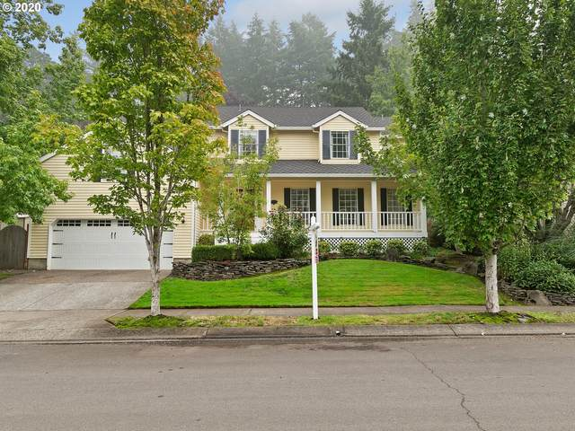 15988 White Oaks Dr, Lake Oswego, OR 97035 (MLS #20104320) :: Townsend Jarvis Group Real Estate