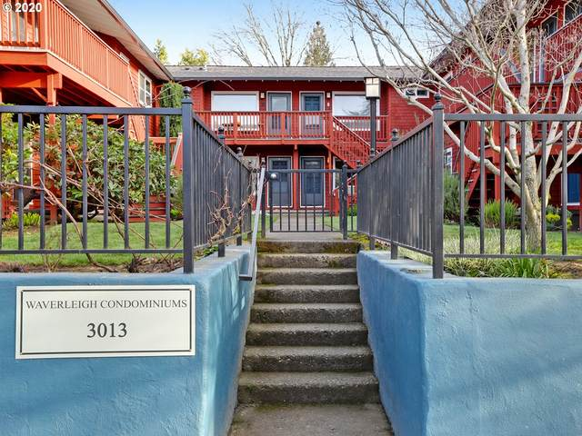 3013 SE Waverleigh Blvd #7, Portland, OR 97202 (MLS #20104400) :: Next Home Realty Connection
