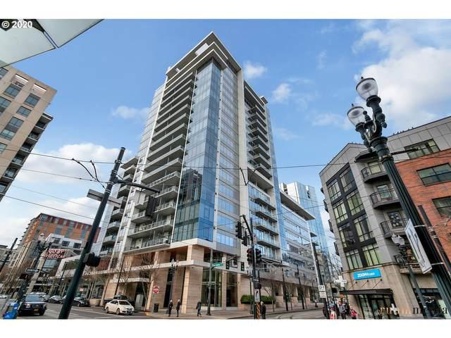 1001 NW Lovejoy St #503, Portland, OR 97209 (MLS #20104622) :: Holdhusen Real Estate Group