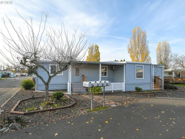 1709 NE 78TH St #24, Vancouver, WA 98665 (MLS #20104881) :: The Galand Haas Real Estate Team