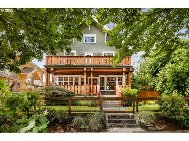 1835 NE 38TH Ave, Portland, OR 97212 (MLS #20105006) :: Next Home Realty Connection