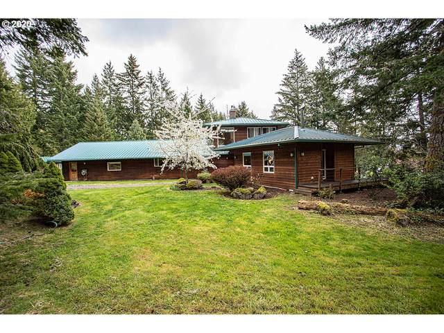 2121 Loop Rd, Stevenson, WA 98648 (MLS #20105382) :: Fox Real Estate Group