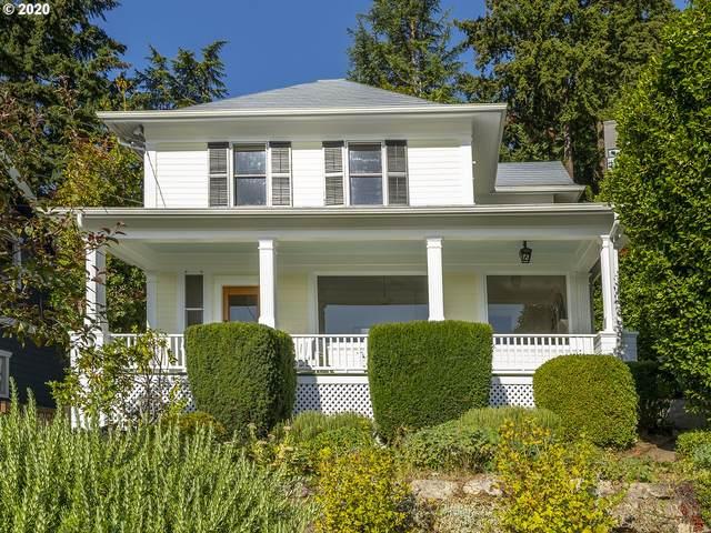 4131 SW Condor Ave, Portland, OR 97239 (MLS #20105964) :: Fox Real Estate Group