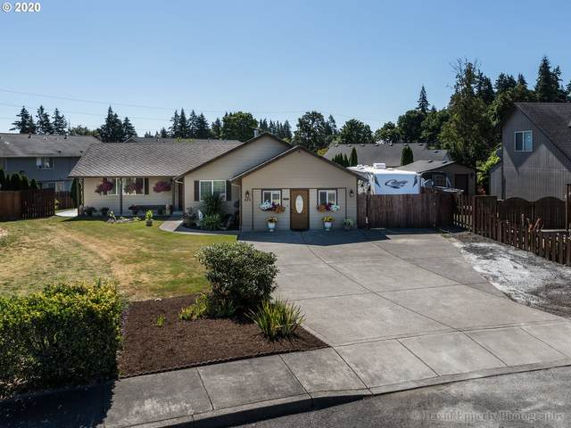 425 Belle St, Columbia City, OR 97018 (MLS #20105982) :: Townsend Jarvis Group Real Estate