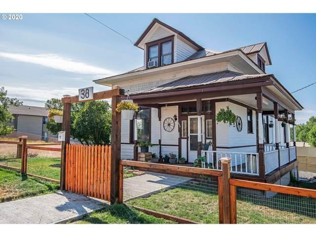350 NE 10TH St, Prineville, OR 97754 (MLS #20106064) :: McKillion Real Estate Group