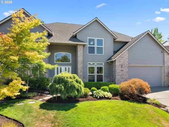 840 NW Winged Foot Ter, Beaverton, OR 97006 (MLS #20107223) :: Fox Real Estate Group