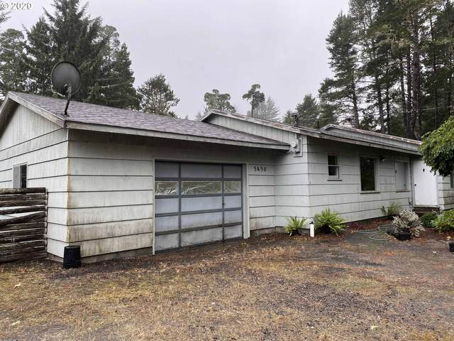 5450 Friendly Acres Rd, Florence, OR 97439 (MLS #20107305) :: TK Real Estate Group