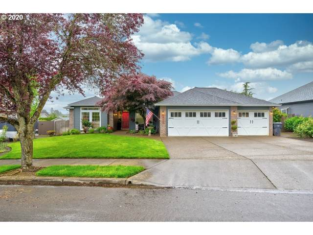 19143 Lot Whitcomb Dr, Oregon City, OR 97045 (MLS #20107331) :: Townsend Jarvis Group Real Estate