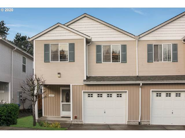 3611 SE 136TH Ave #13, Portland, OR 97236 (MLS #20107517) :: Townsend Jarvis Group Real Estate