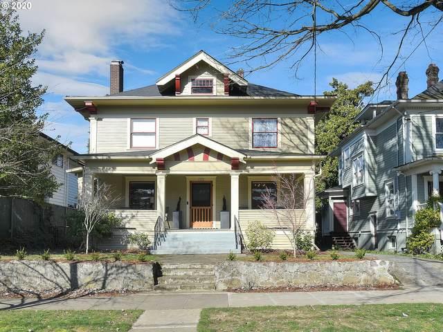 1915 NE Wasco St, Portland, OR 97232 (MLS #20107915) :: McKillion Real Estate Group