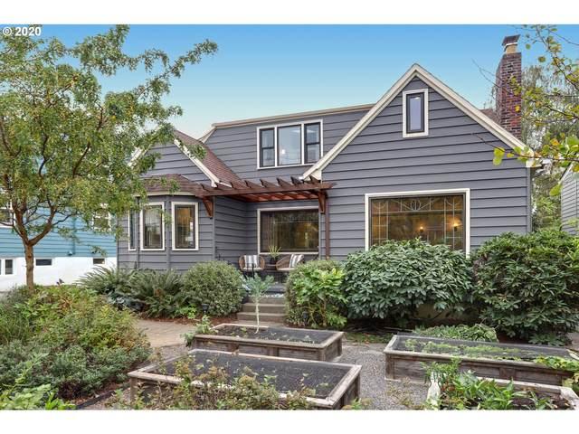 2638 SE Lincoln St, Portland, OR 97214 (MLS #20108039) :: McKillion Real Estate Group