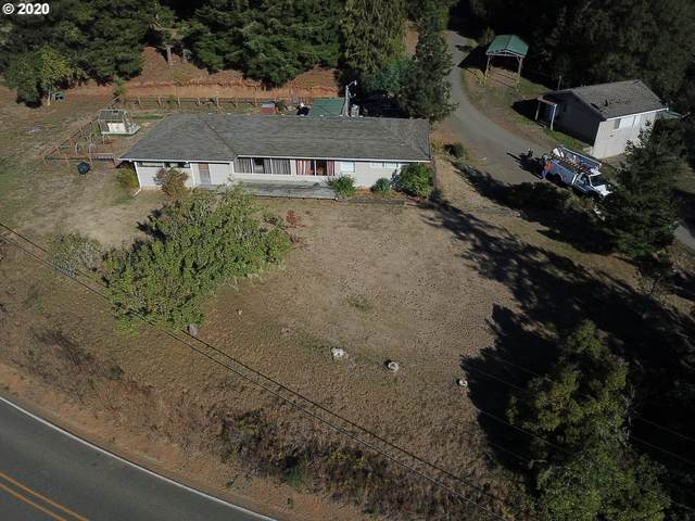 54824 Robinson Rd, Coquille, OR 97423 (MLS #20108205) :: Premiere Property Group LLC
