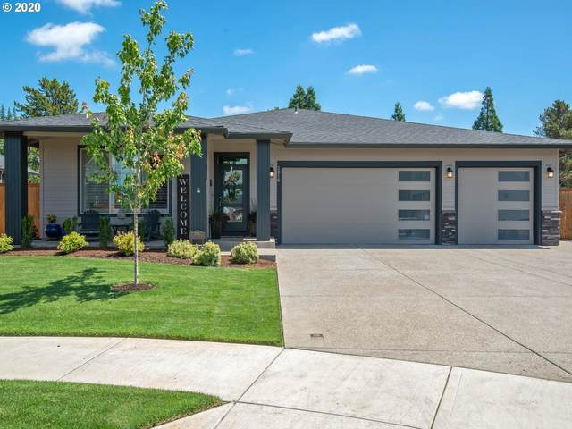 2016 NW Victoria Dr, Mcminnville, OR 97128 (MLS #20108473) :: Premiere Property Group LLC