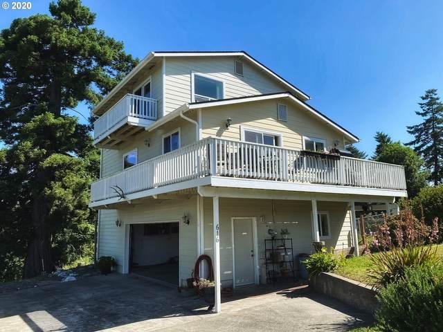 616 Pacific Ave, Brookings, OR 97415 (MLS #20108533) :: Beach Loop Realty