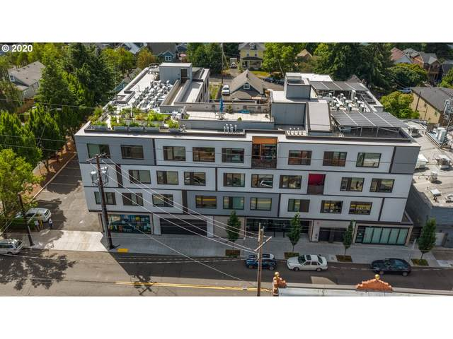 4262 SE Belmont St #402, Portland, OR 97215 (MLS #20108560) :: The Liu Group