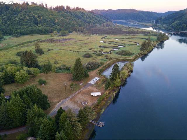 1182 South Smith River Rd, Reedsport, OR 97467 (MLS #20108816) :: Premiere Property Group LLC