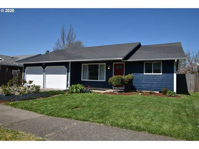 4856 Daisy St, Springfield, OR 97478 (MLS #20108985) :: Premiere Property Group LLC