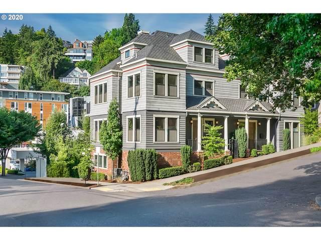 2004 SW Madison St A, Portland, OR 97205 (MLS #20109046) :: Stellar Realty Northwest