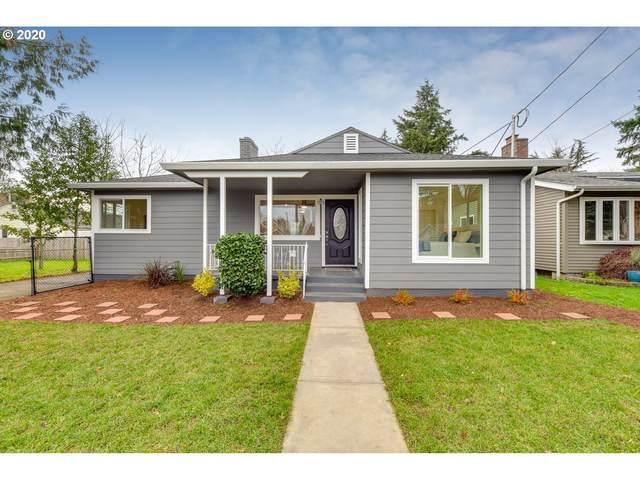 5505 SE 91ST Ave, Portland, OR 97266 (MLS #20109309) :: Lux Properties