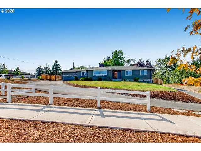 2525 SW Pleasant View Dr, Gresham, OR 97080 (MLS #20109548) :: Fox Real Estate Group