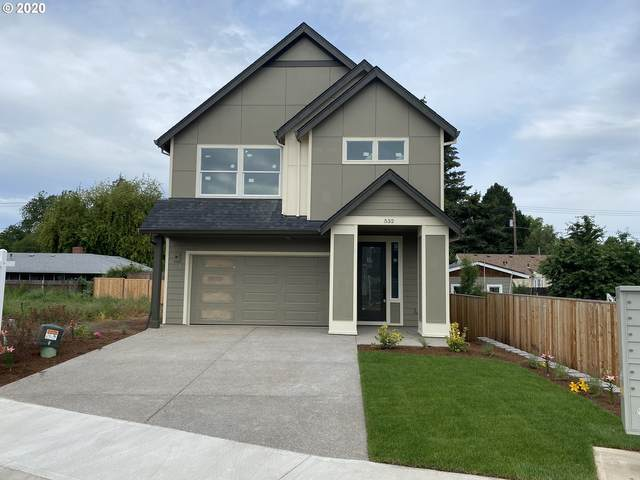 532 NW Adams Ave, Hillsboro, OR 97124 (MLS #20109617) :: Fox Real Estate Group