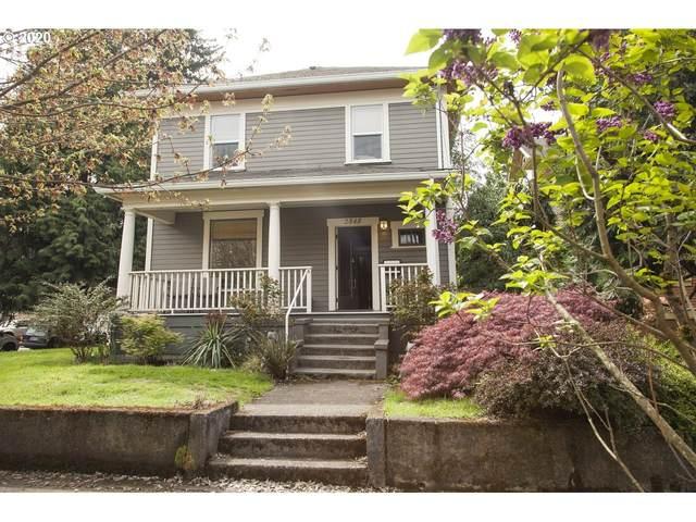 2848 NE Everett St, Portland, OR 97232 (MLS #20109734) :: Change Realty